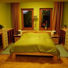 Hálószobabútork készítése